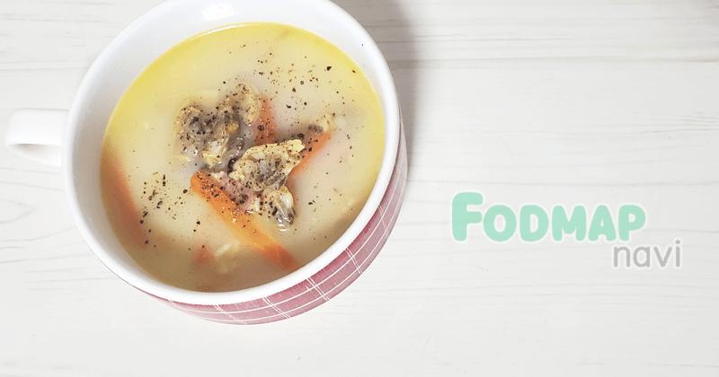 あさりのライスミルクスープの画像